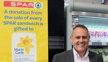 Northern SPAR customers raise £345K for Marie Curie