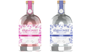SPAR redesigns its premium gin and introduces The Harmonist range