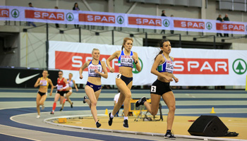 SPAR continues its support of British Athletics