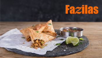 Spicy new Fazilas snack range launched in-store