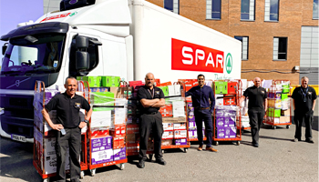 SPAR donate £10,000 worth of Easter eggs to NHS staff