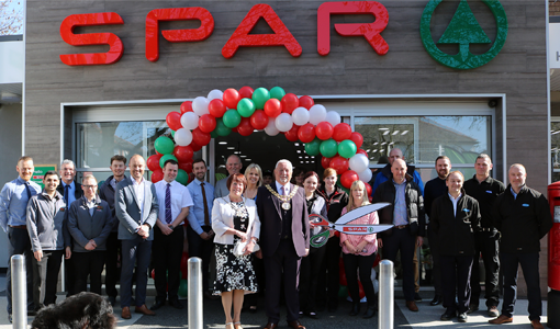 SPAR Refurb Brings 10 New Jobs and Local Butcher to Leyland