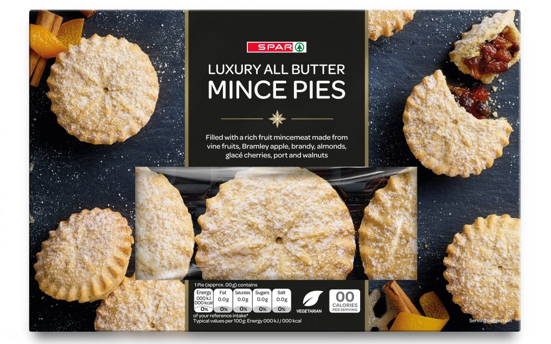 SPAR Mince Pies win at BBC Good Food Taste of Christmas 2020 Awards!
