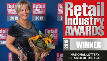SPAR Newton Road wins National Lottery Retailer of the Year