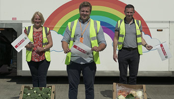 Celebrating North West farmers and the finest fruit and veg