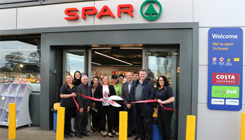 JET transforms two forecourts with new SPAR store concept
