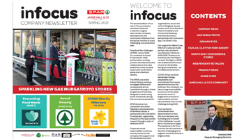 In Focus – News from across James Hall & Co.