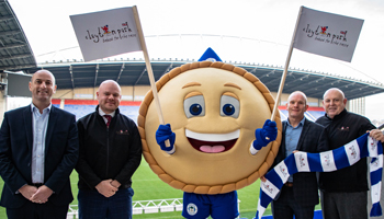 Clayton Park partner with Wigan Athletic Football Club