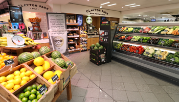 SPAR Birkdale promotes sustainability and local produce