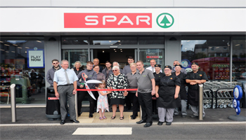 Thirteenth SPAR store for the Hills family