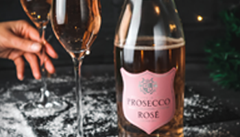 Another first for SPAR – Pink Prosecco!