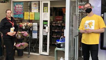 SPAR stores continue support for Marie Curie