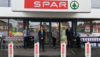 Lancashire SPAR stores support domestic abuse campaign #NoExcuseForAbuse
